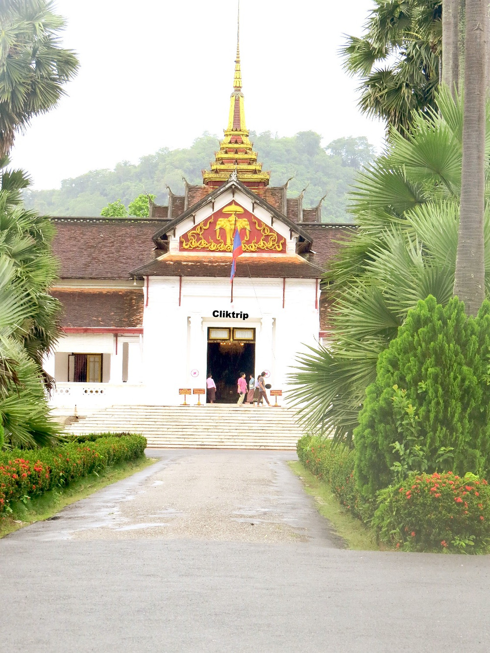 Haw Kham Royal Palace Museum