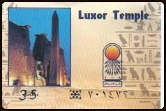 Ticket Egito