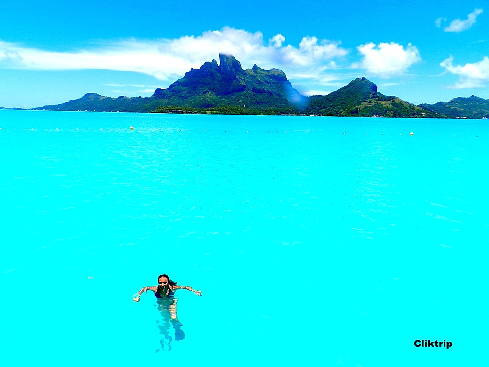 Bora - Bora Tahiti