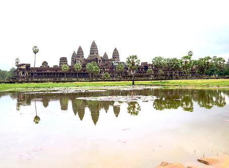 Siem Reap - Exótica e Fascinante