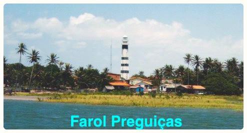 Farol Preguiças - Maranhão