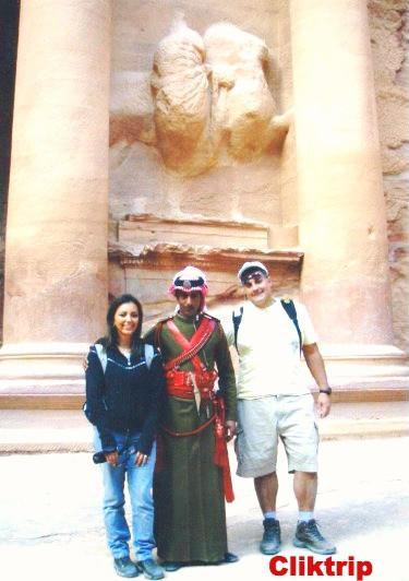 Guarda do Tesouro de Petra