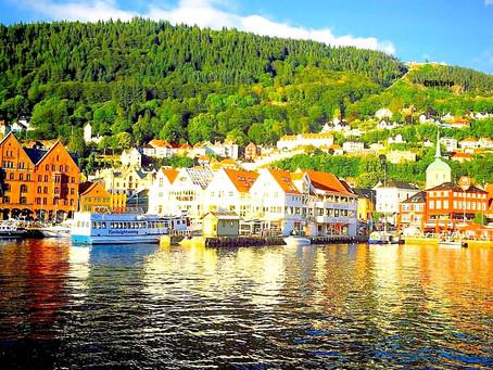 Bergen - pedacinho encantado da Noruega