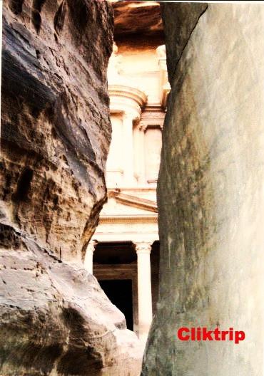 Tesouro de Petra - Jordania