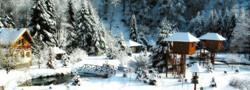 Panoramă de iarnă