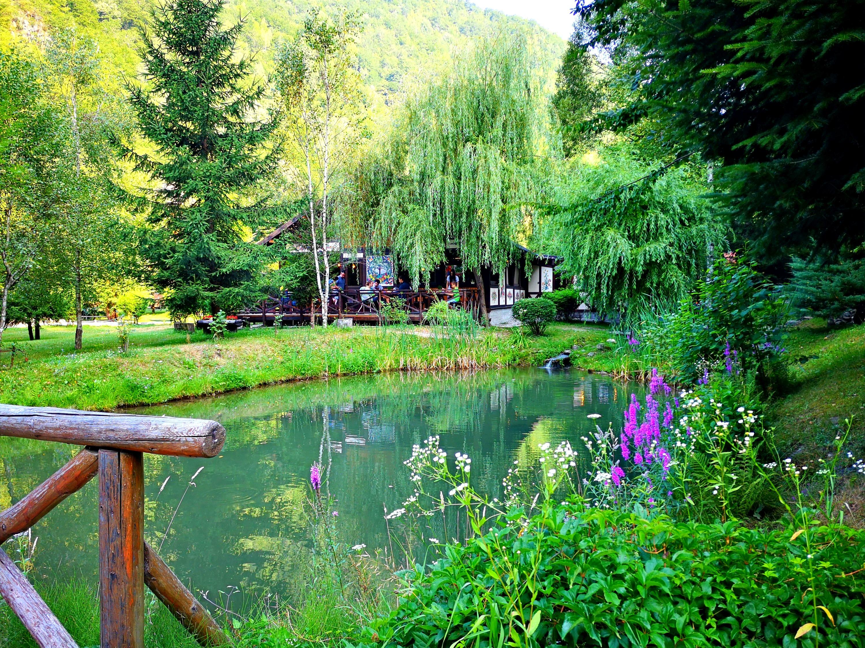 Lacul mic