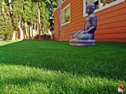 Artificial Grass Garden
