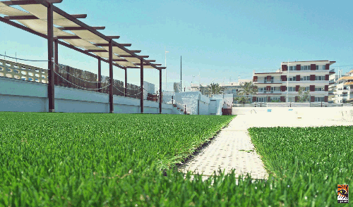 Artificial Grass Club Náutico Gandia