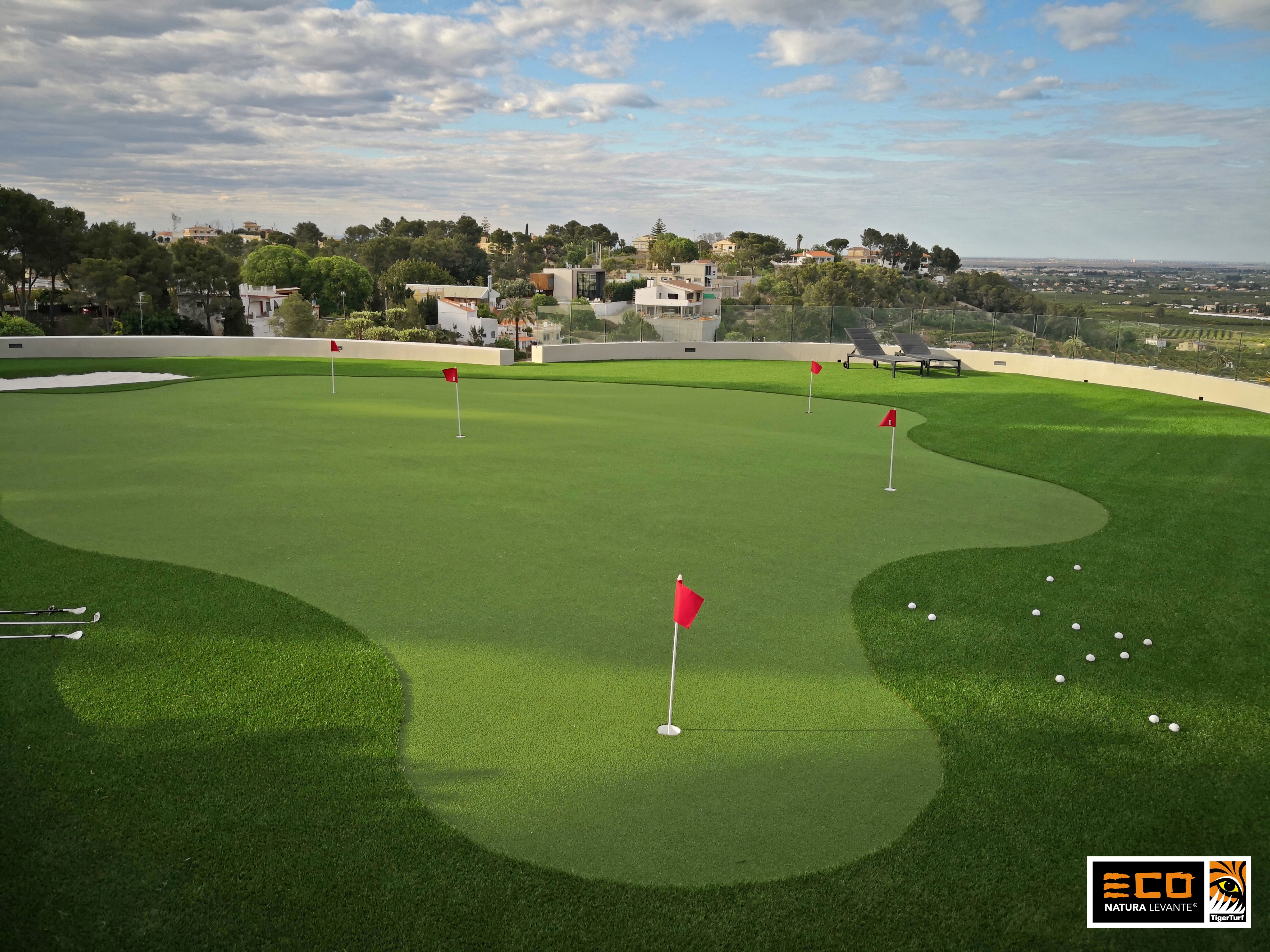 Putting Green Pro - Golf Valencia