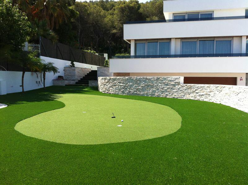 Putting Green Design - Golf