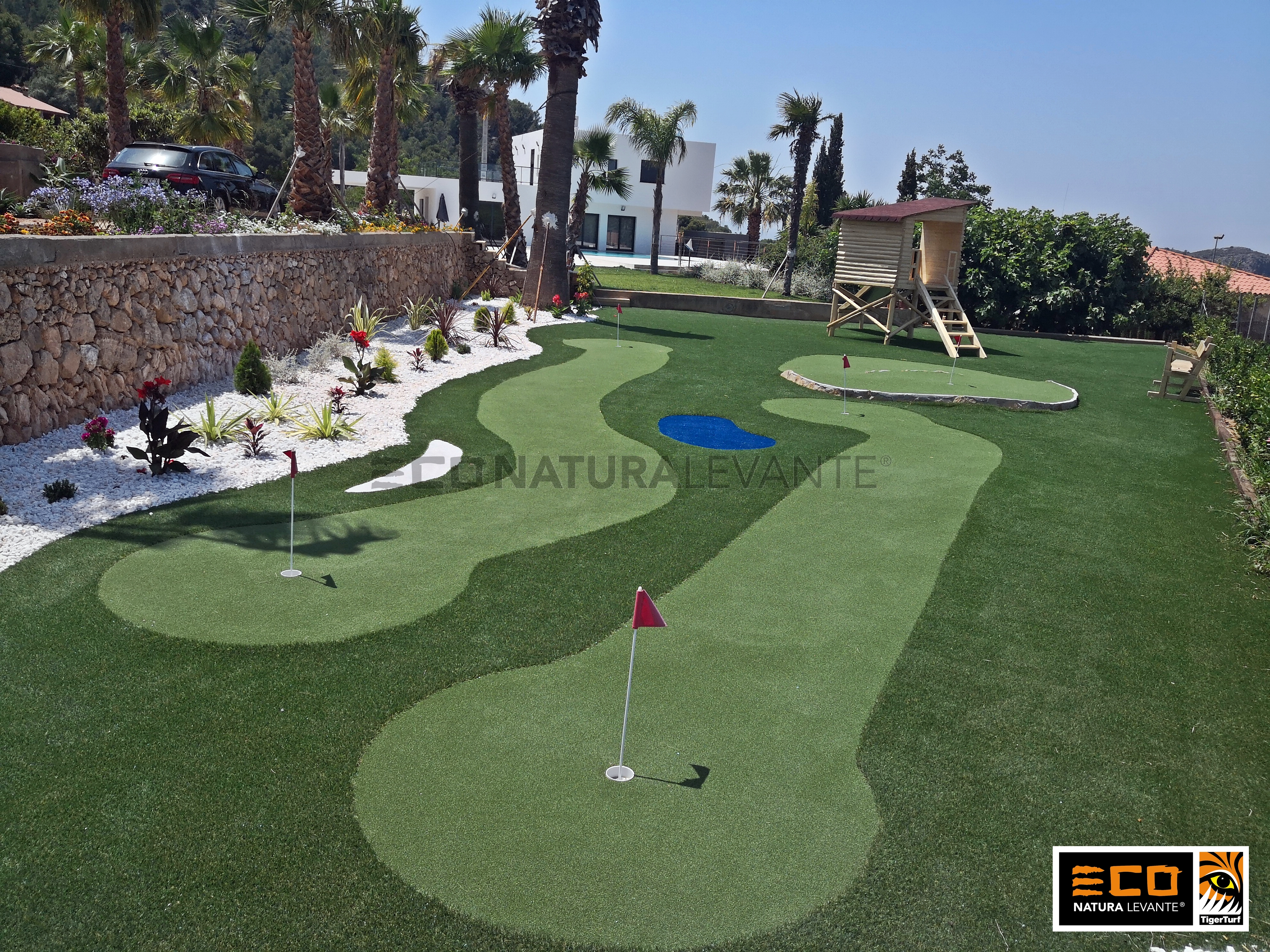 Putting Green Golf