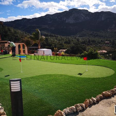 Putting Green Golf