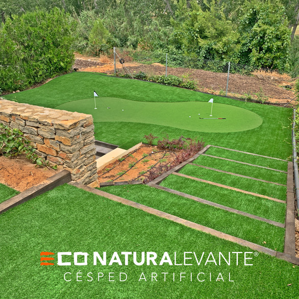 Putting Green Urb. El Bosque