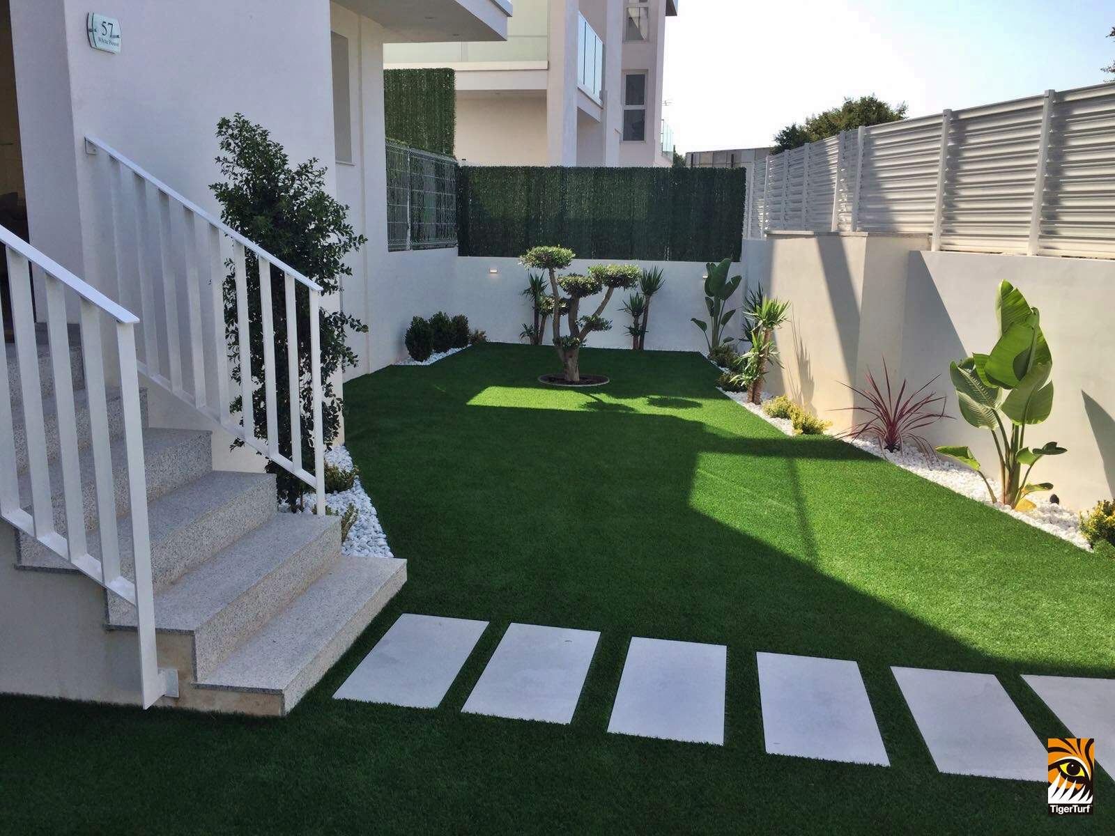 Artificial Grass Design