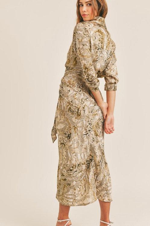 Lolly Dress print