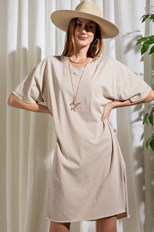 Mini Tee Dress