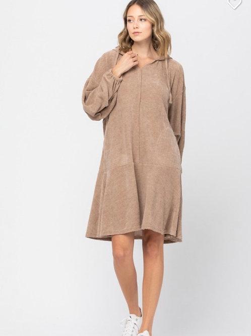 Malibu sweater dress