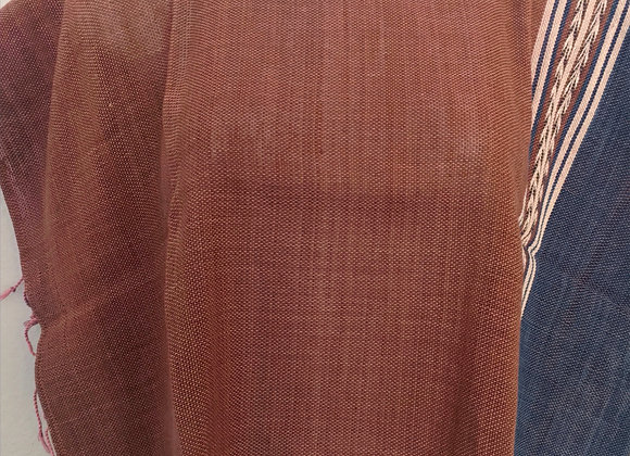 Organic Hand Woven Cotton Top