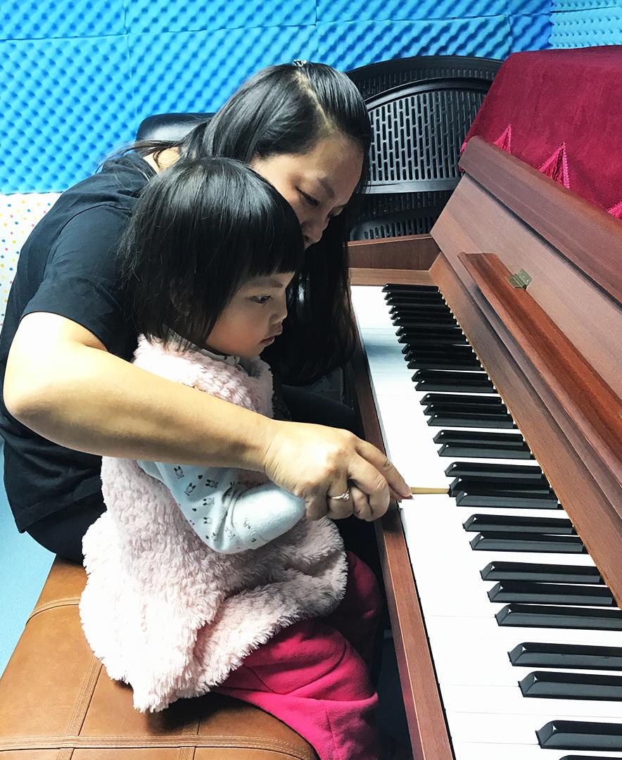 鋼琴及樂理班
