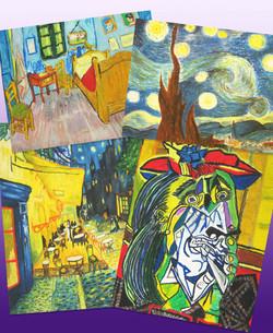 Artists & me(適合12歲或以上)