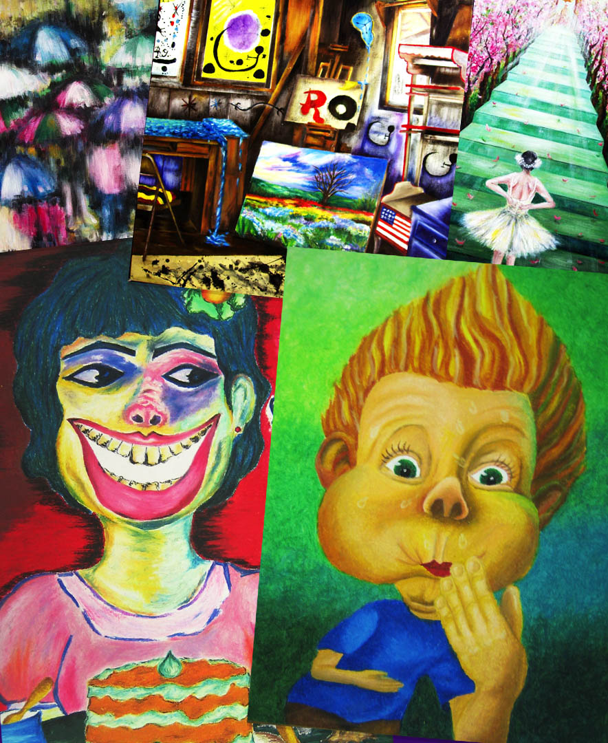 Artists & me(適合9歲或以上學童)