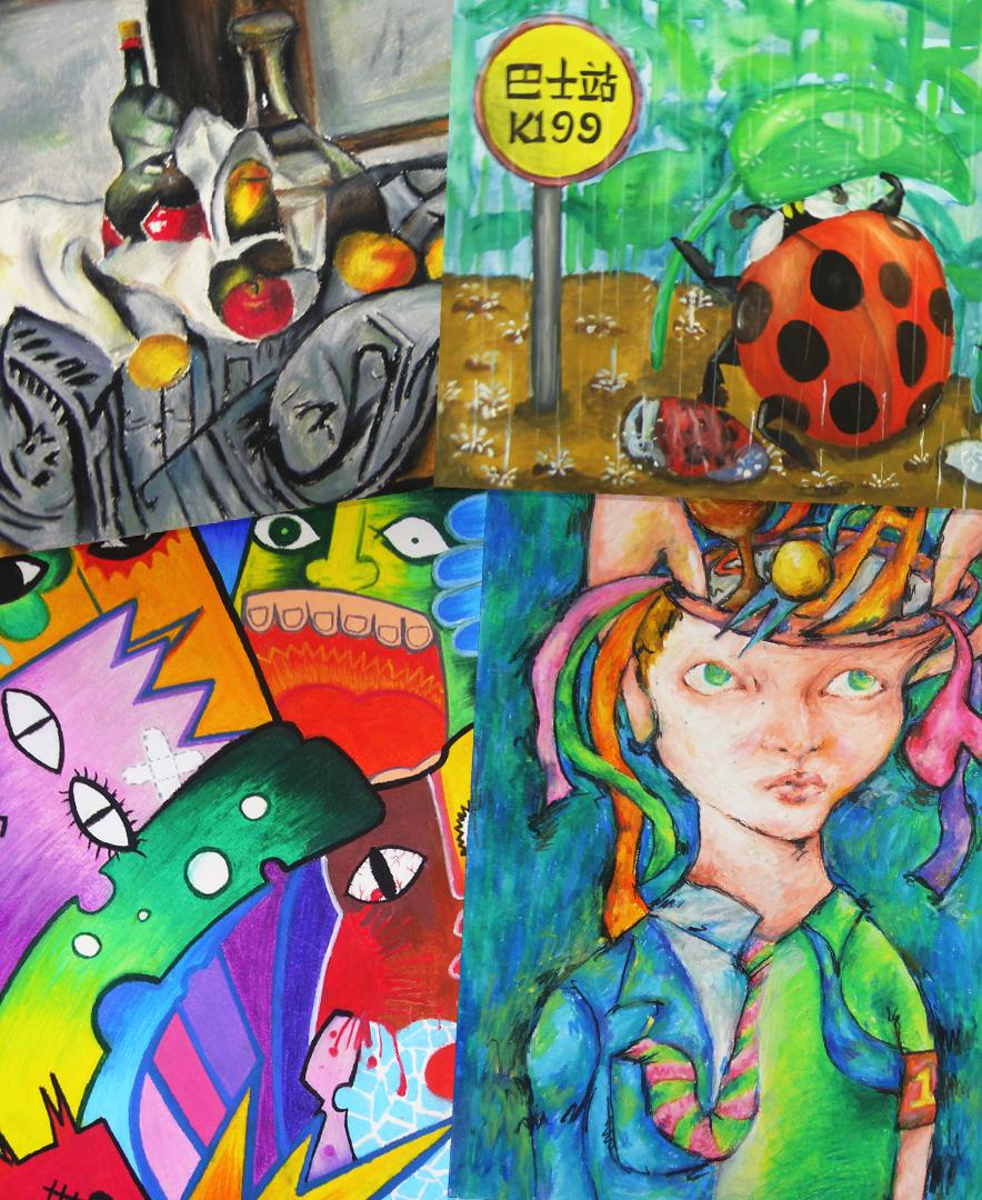 Artists & me (適合6歲或以上學童)