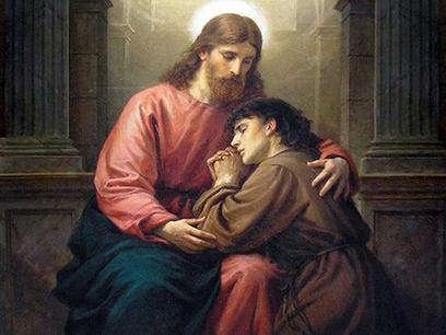 XII – Confissão – A dor dos pecados