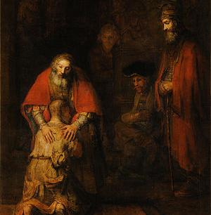 VIII – A Misericórdia de Deus - Deus acolhe os pecadores