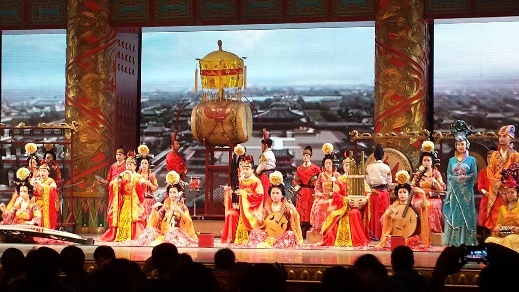 Tang Dynasty Show in Xian