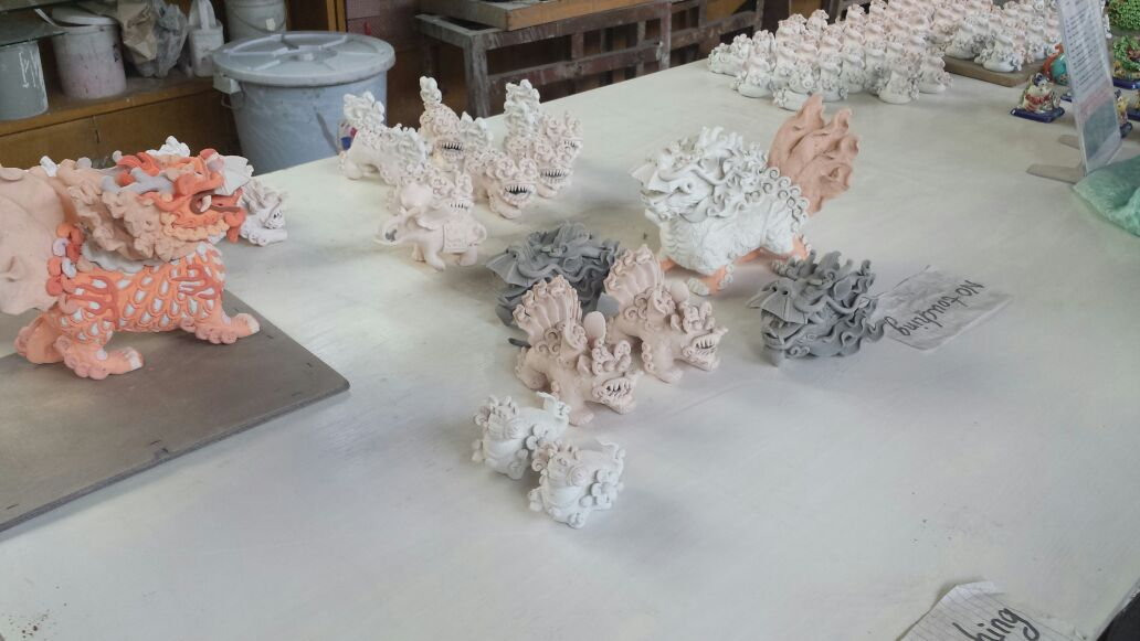 Fábrica de cerámica