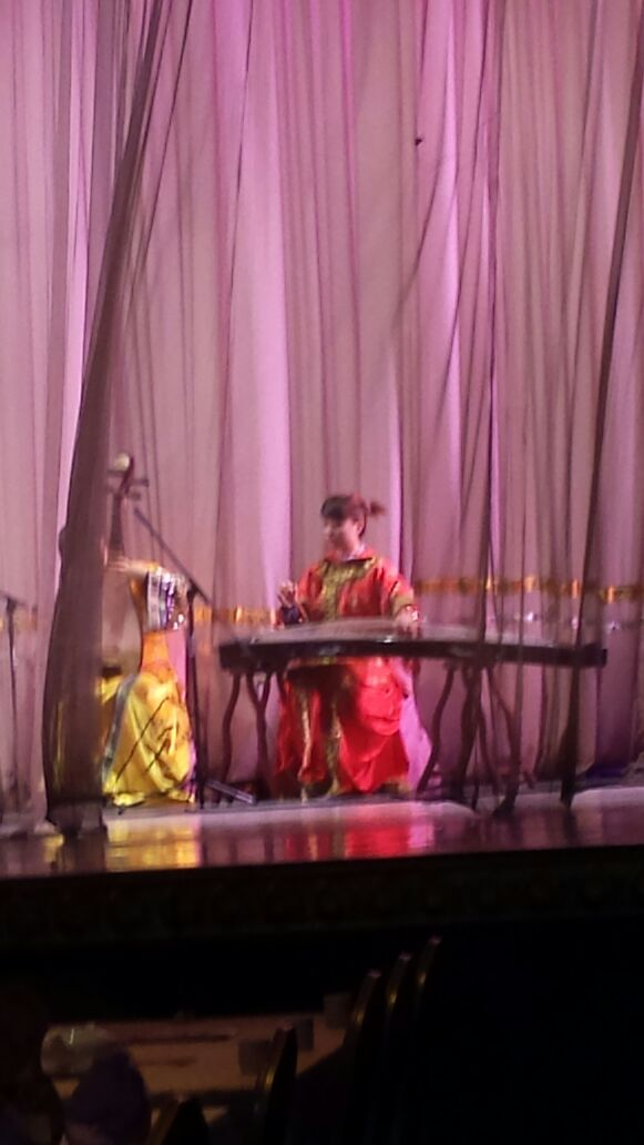Tang Dynasty Show in Xian