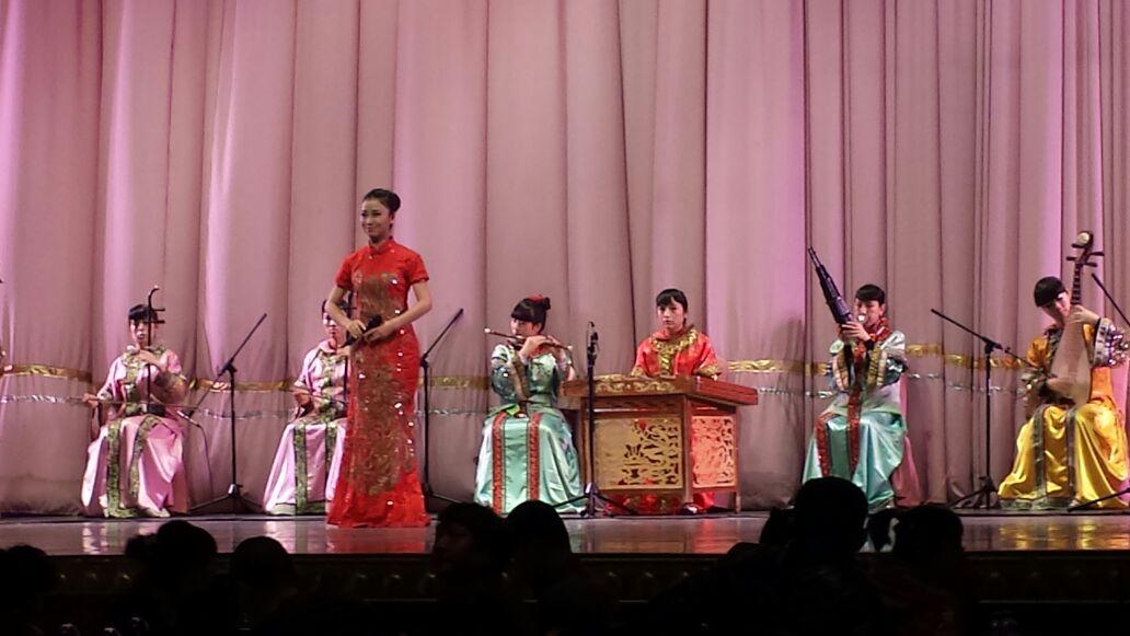 El Show de la Dinastía Tang