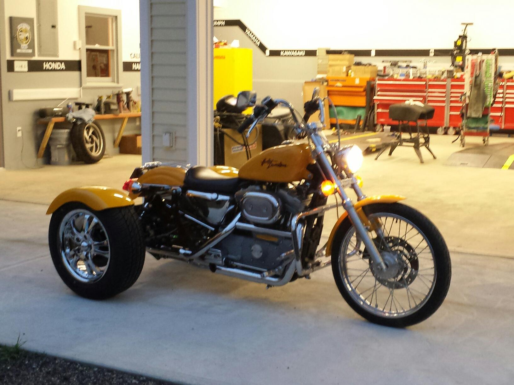 Sporster open wheel 1