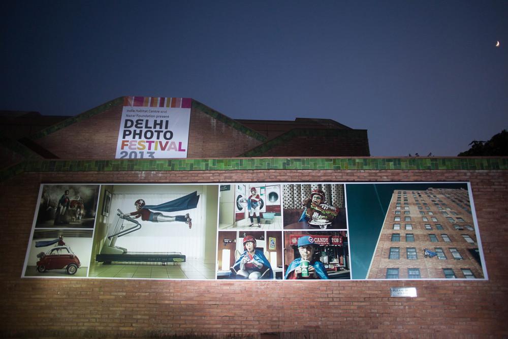 """Installation view of Sacha Goldberg's """"Super Mamika"""""""