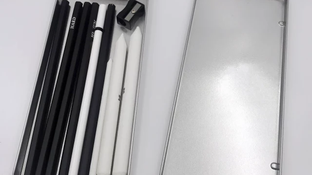 Impactsketch Charcoal Pencil Set (PRE ORDER)