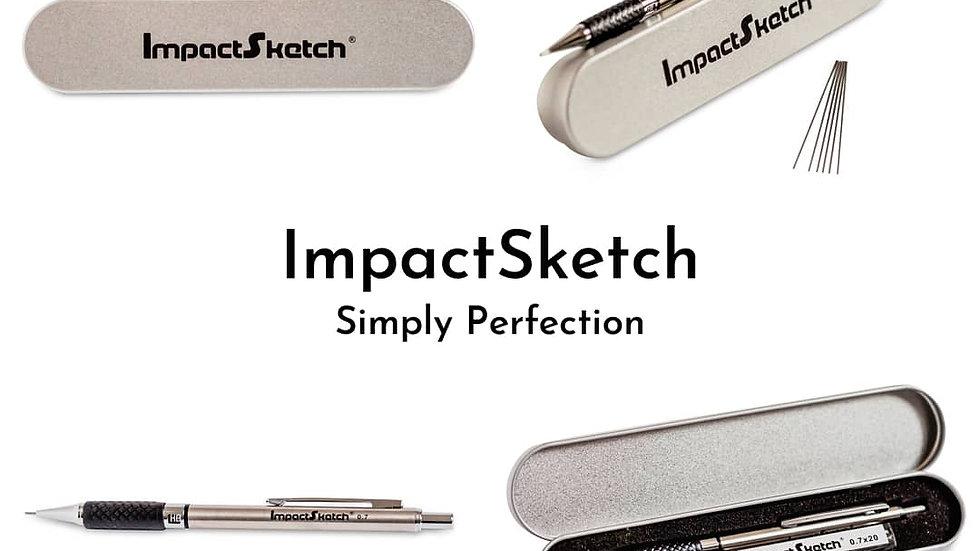 ImpactSketch Mechanical Pencil & Presentation Case