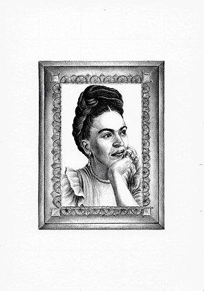 'Frida' - Limited Edition Print
