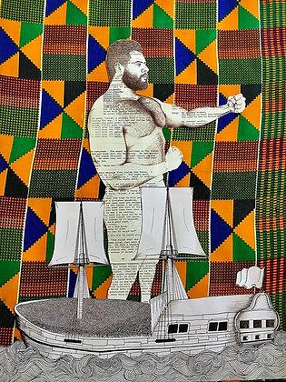 'To Freetown' - Print