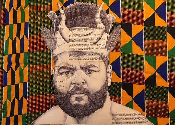 'Folktales of Freetown' - Print