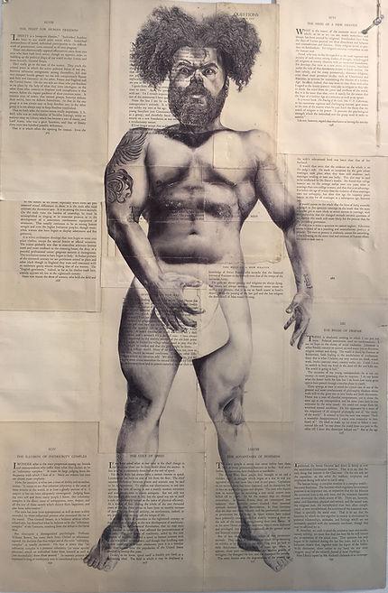 Allegory of Self Censorship
