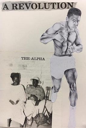'Alpha' - Print
