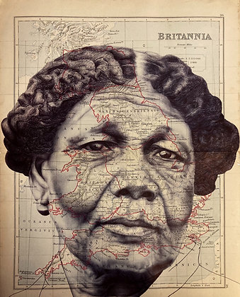 'Mary Seacole' - Limited Edition Print