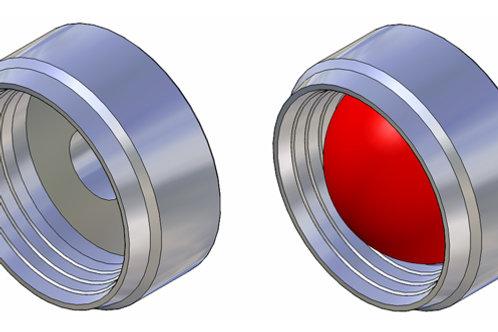 Metal Part 3 6.0mm (2pcs)