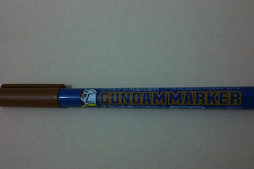 Gundam Marker: Brown (Fine-tip for panel lines)