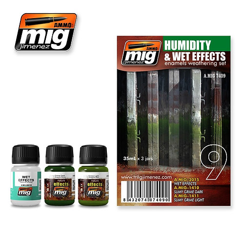 Ammo MIG HUMIDITY AND WET EFFECTS