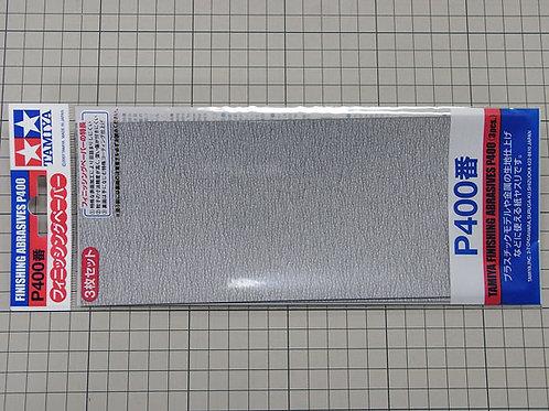 Tamiya Abrasives P400