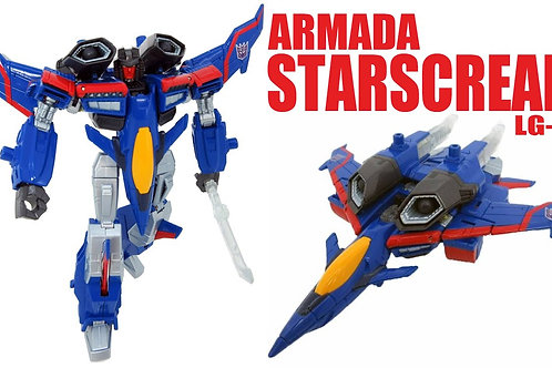 LG18 Armada Starscream Super Mode