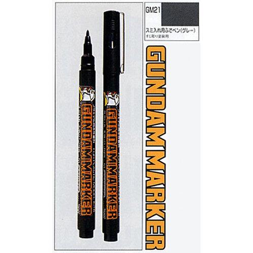 Gundam Marker #21 (Sumiire Gray)