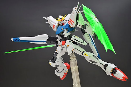 MG 1/100 Gundam F91 Ver 2.0