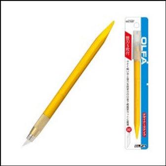 Olfa Designer Knife Yellow